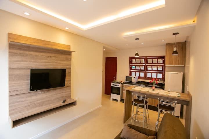 Apartamento de 1 habitación super acogedor