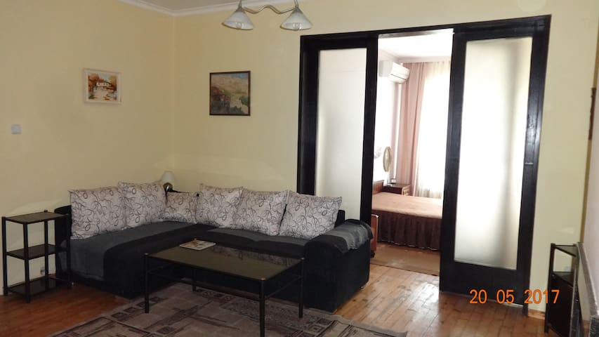 3-bedroom apartment in the heart of Sofia
