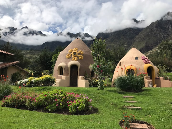 Dome Room in the Sacred Valley