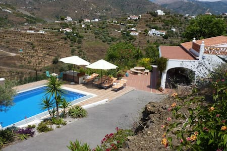 Spanish countryside apartment - Torrox - Appartement