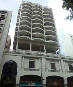 Laranjeiras Flat com Piscina aquec. sauna e acad. - Rio de Janeiro - Service appartement