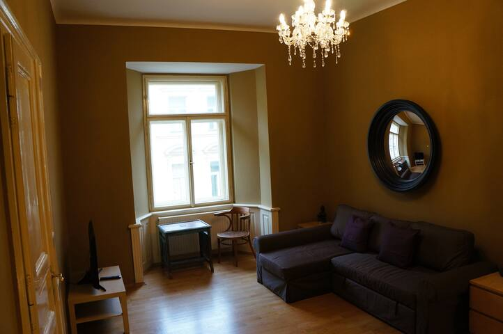 Stylish Apartment by the River in Prague Center - Prague - Flat
