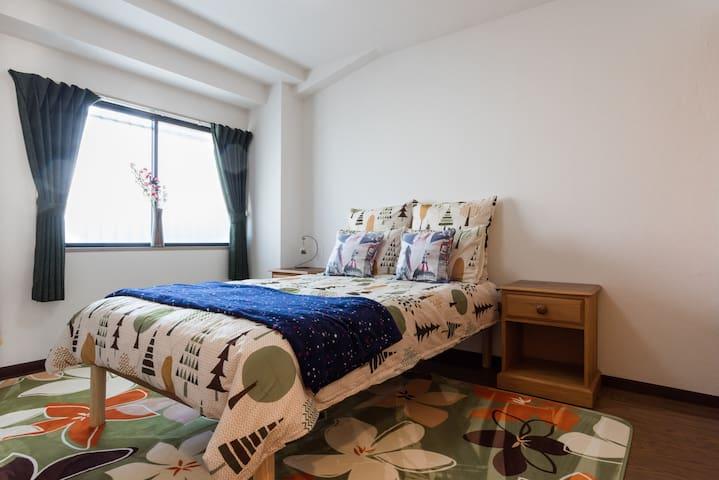 Sunny space 20 mins to central Tokyo and Disney - Edogawa-ku - Appartement