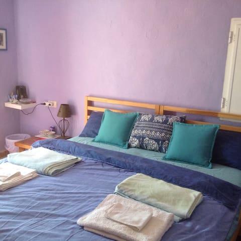 Guests double bedroom