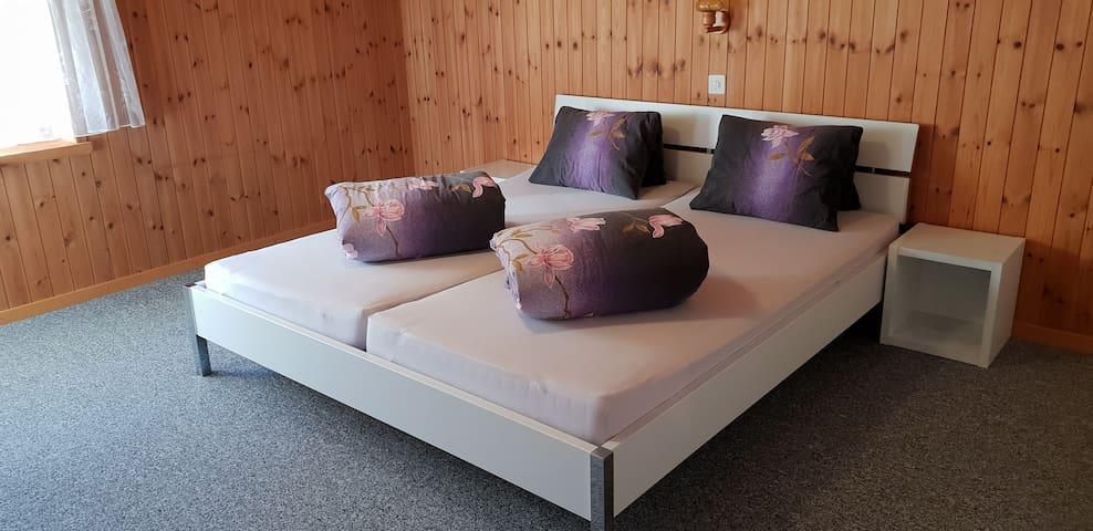 Casa Melna im Herzen der Alpen