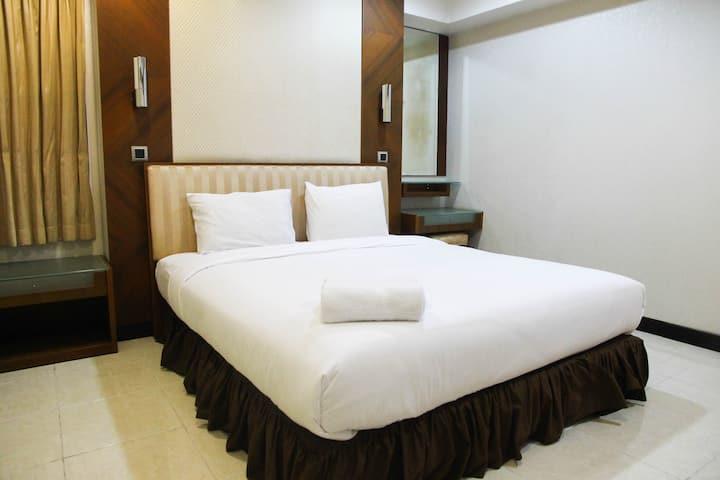 2BR Family Sudirman Condominium Apartment