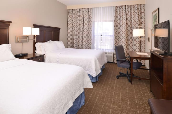 Royal Double Two Double Beds At Pueblo Area