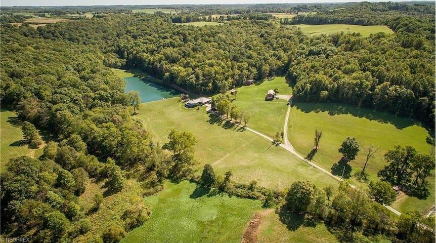 Paradise Glen - Dellroy - Natur-Lodge