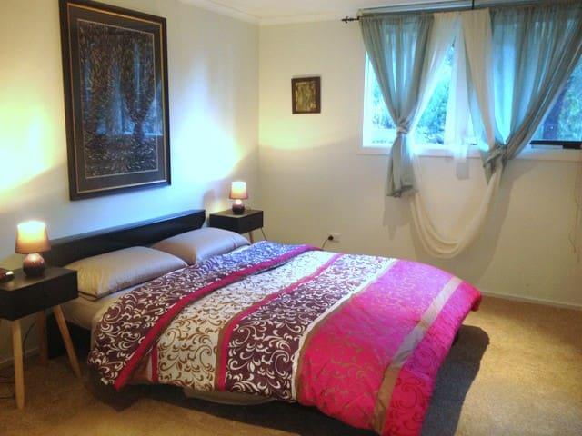 One of your beautiful and comfortable bedrooms