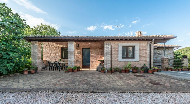 Casa Nuova / Anne&Pino's Farmhouse