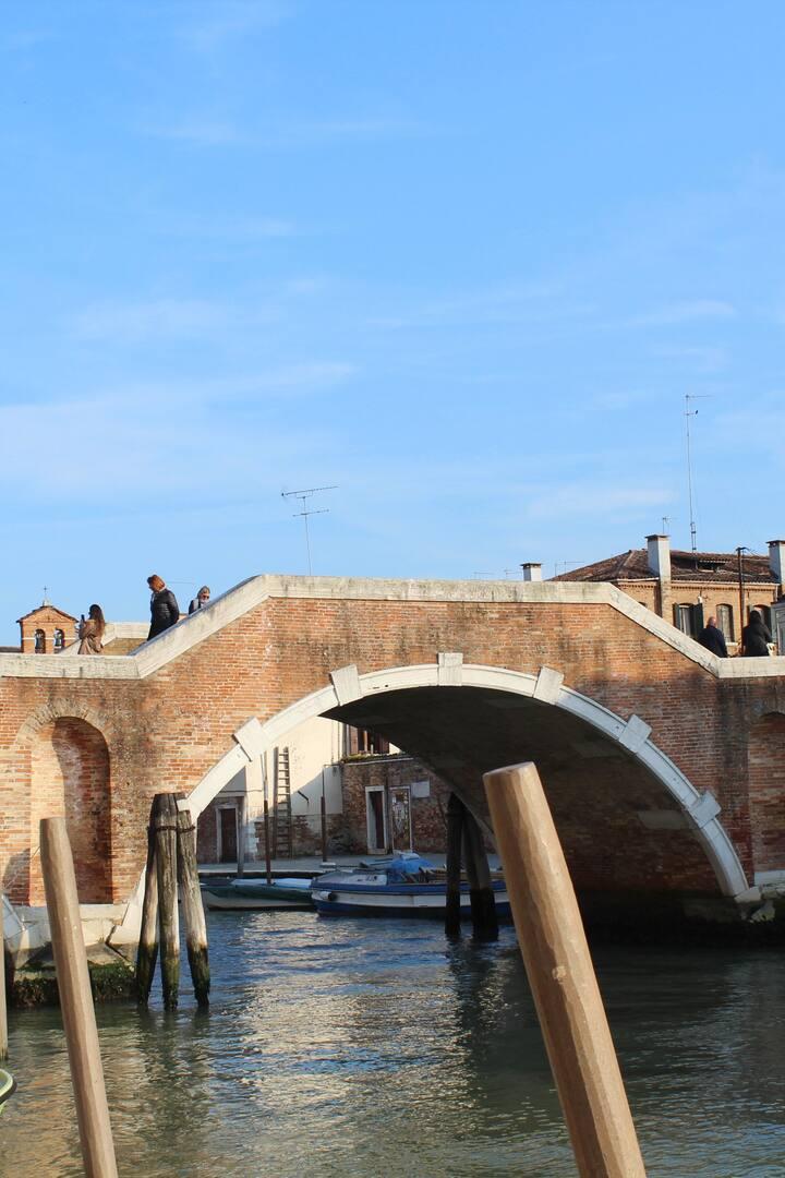 Bridge in Cannaregio