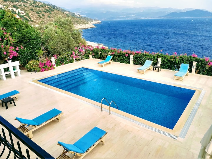 Coast's Edge- Villa Escalade-Large-Private-Pool