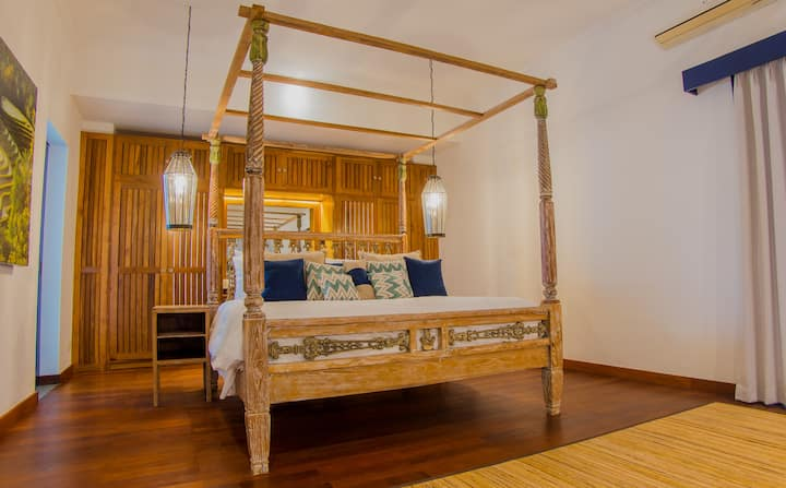 Canggu Villa & Cooking Retreat - Agung Room