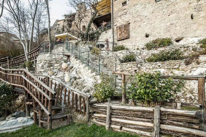 Voce Del Fiume - Perla, sleeps 3 guests in Brienza - Brienza - Wohnung