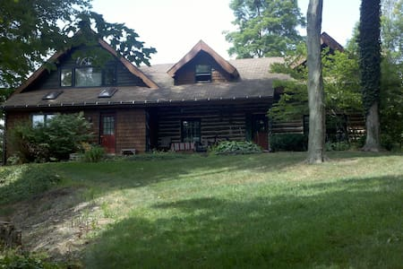 Scottland Yard, rooms for rent - Ithaca - Casa