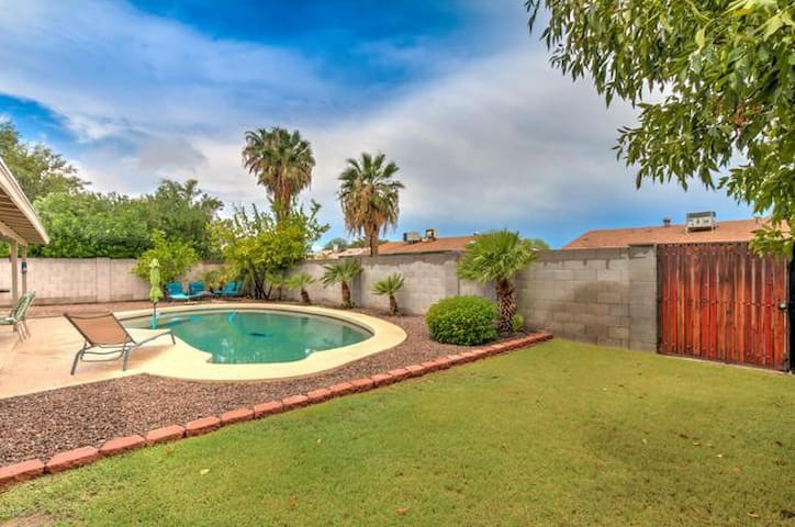 SPRING TRAINING - 1 BED/BATH - CHANDLER - POOL