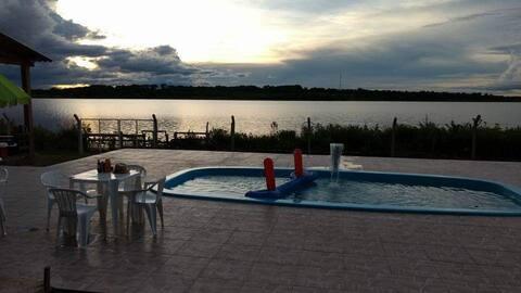 Casa no Pantanal Barão de Melgaço