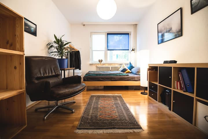Doppelbettzimmer nahe Ravensburger Innenstadt