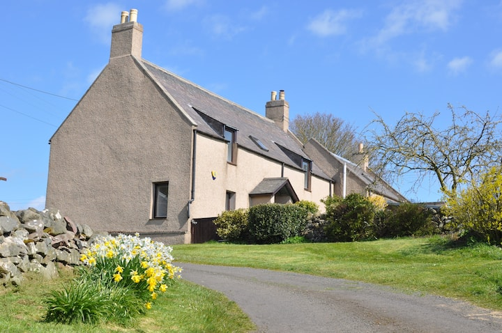 St.Johns Farmhouse, Foulden,Scottish Borders.