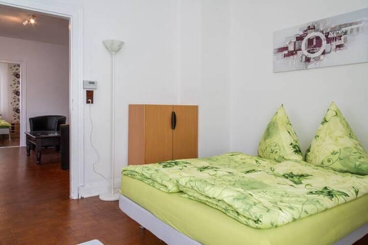 Konstanz Zimmer 2 - super ÖV-Lage! - Konstanz - Appartement