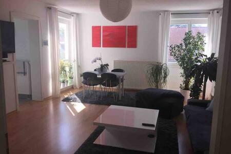 *2-Zimmer Wohnung im Grünen*Stadtgrenze Berlin*