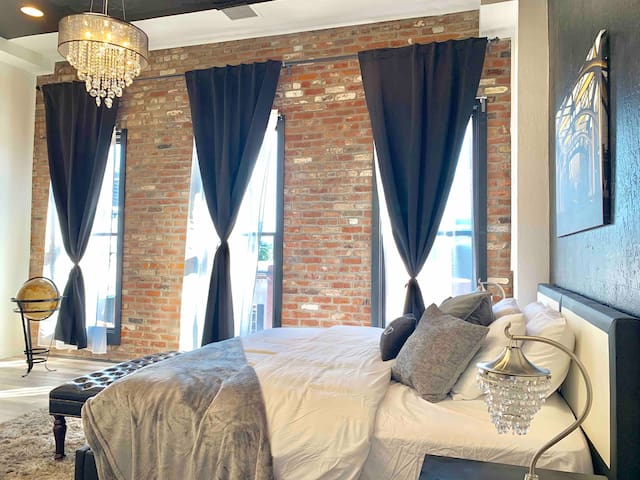 Old Sacramento Historic Union Lofts Suite #1