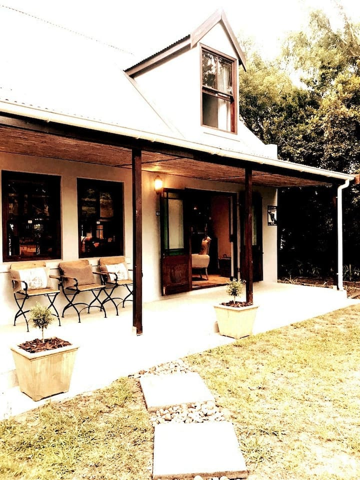 Chalet de Reve (Dream Cottage) Greyton