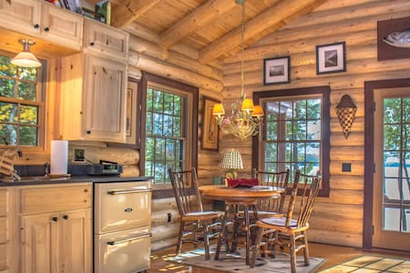 Fisherman's Cabin of Nevermore Cabins /Kayaks - Greenville - Cabane