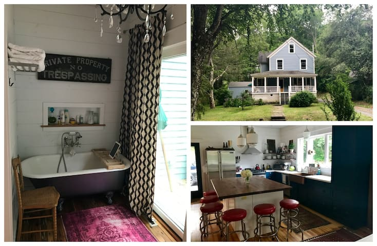 Pine Hill House: Family-Friendly Catskills Getaway