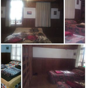 Double, triple room,shared bathroom - Bcharre