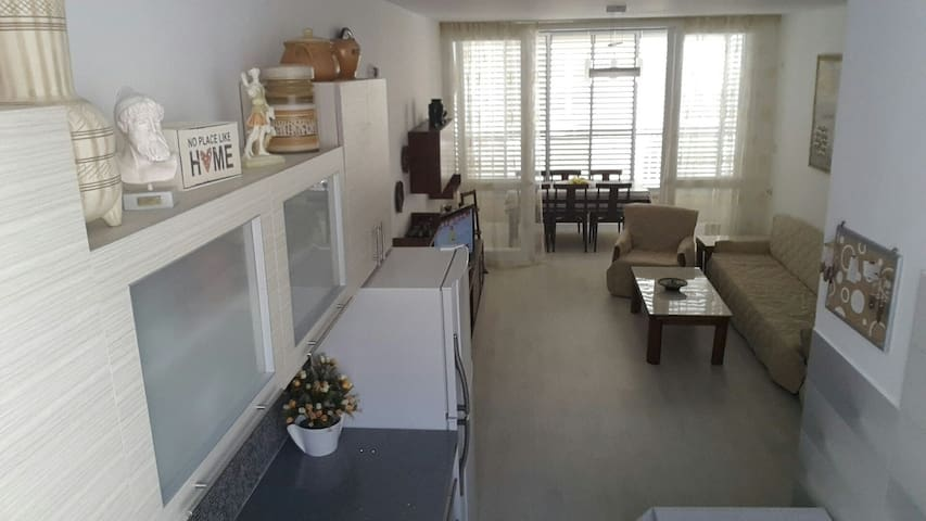 Home by the sea (4 rooms near the beach) - Bat Yam - Daire