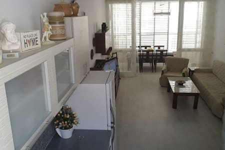 Home by the sea (4 rooms near the beach) - Bat Yam - Apartamento