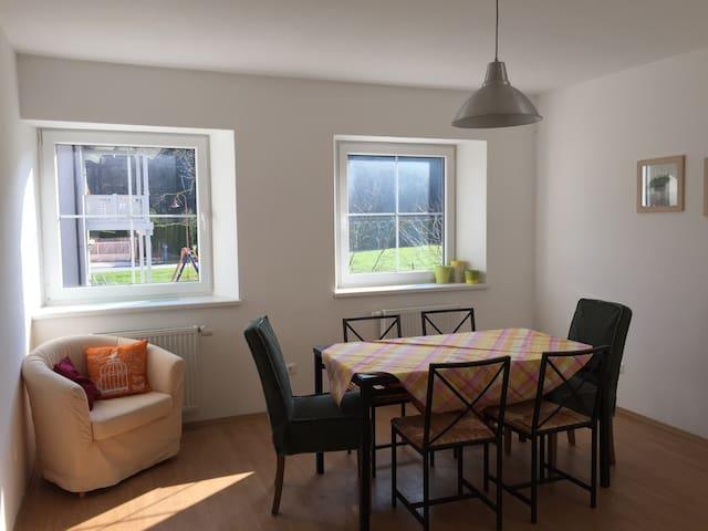 Gemütliches Familien-Apartment für 4-6 Personen - Feistritz im Rosental - Huoneisto