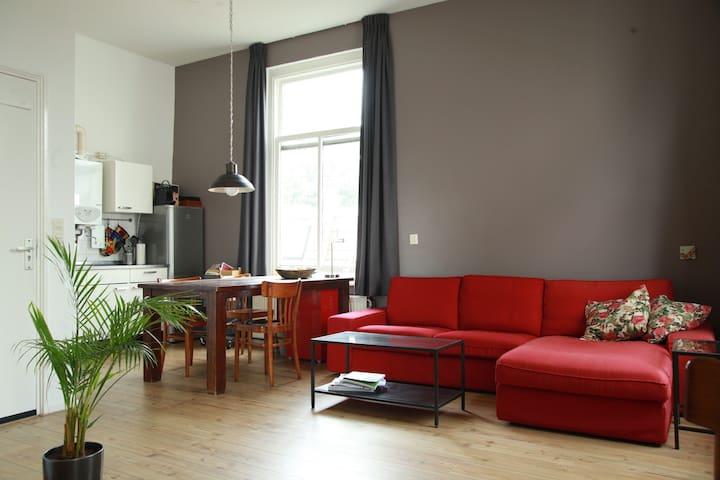 Spacious & peaceful loft in the heart of Utrecht - Utrecht - Loft