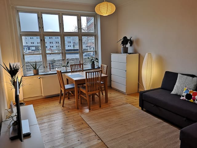 Nice and cosy room close to Bagsværd station.