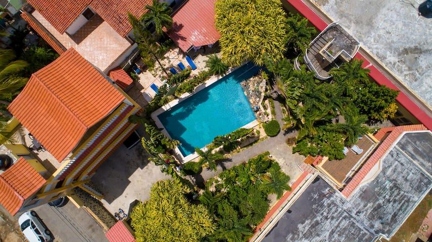 Tropical Garden EXCLUSIVE APARTAMENT Pool (C)