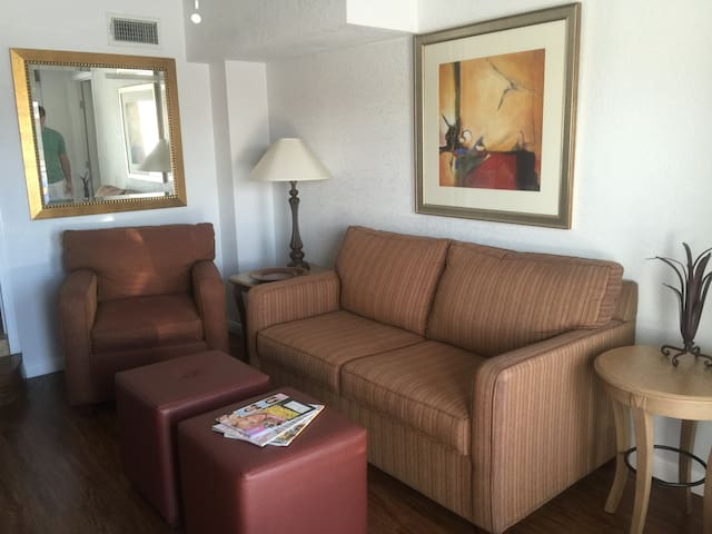 "Kwik Kabana ""Where the Beach Counts"" - Galveston - Apartemen"