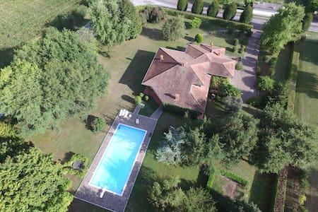Stupenda Villa con Piscina - Percoto - Casa