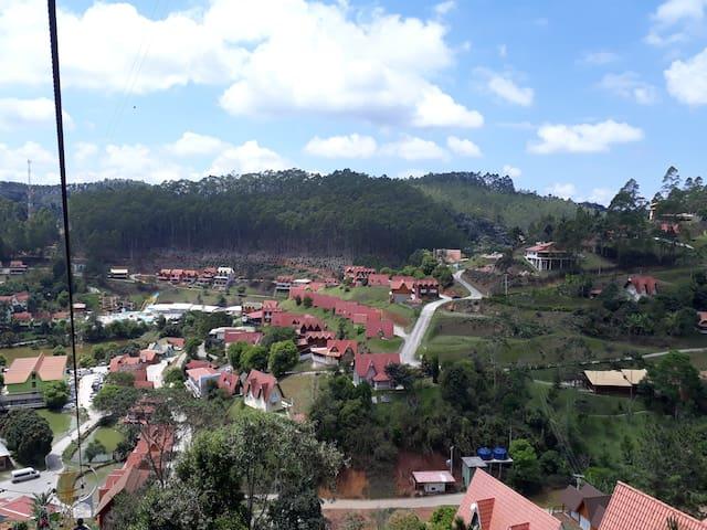 Lazer e Descanso nas Montanhas de Domingos Martins