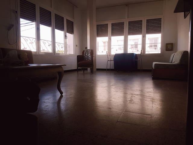 Appartement calme au coeur de marsa ville