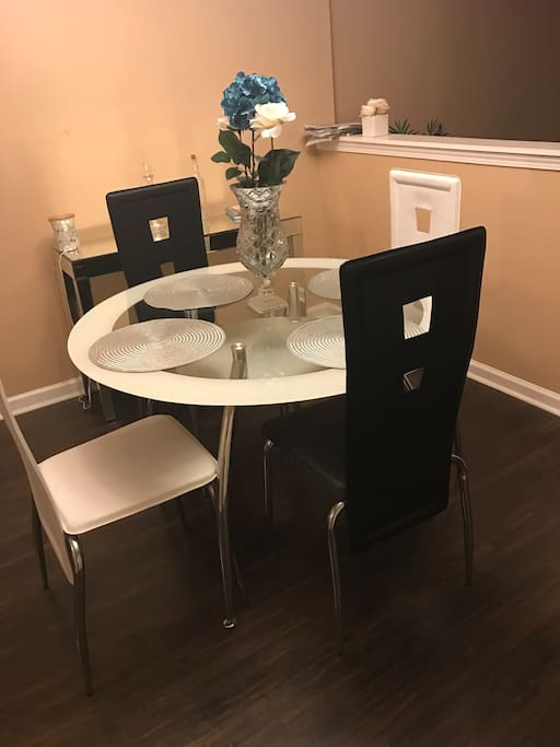 Dining Area for your dining pleasure
