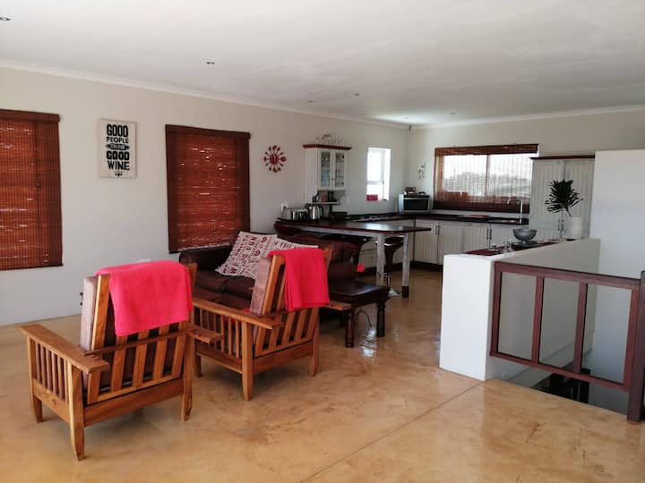 Elands Bay Home with a Sea View