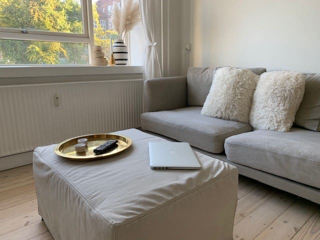 Lovely apartment on Nørrebro