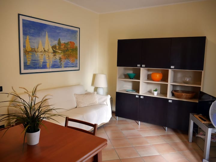 Casa Silvana in Garda apartment with swimming pool