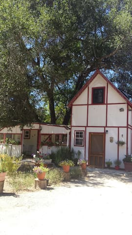 Hummingbird Cottage/Organic Homestead - Ventura - Pension