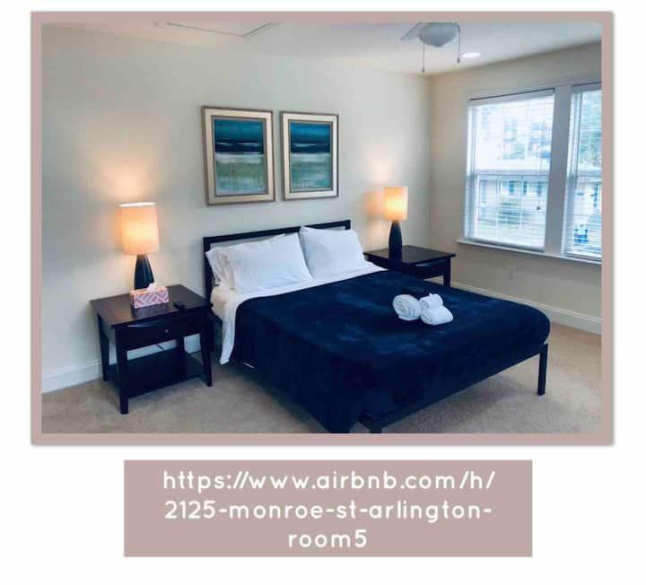 Spacious Modern Guest Room (No. 5)