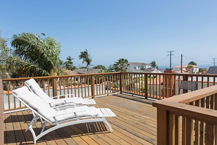 Bright, clean, airy - ocean views! - San Pedro - Dom