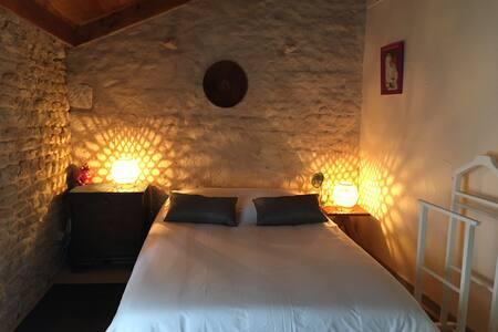 Chambrettes de charme avec hammam et massages