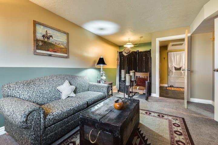 The Idaho Cowboy Rooms