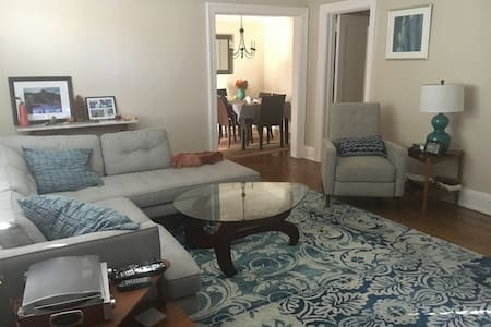 Spacious Apartment in Bronxville w/ King Bed - Yonkers